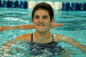 Girls Swimming and Diving soar through the season.