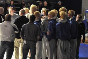 Wrestling season concludes with eight sent to state
