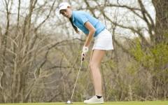First home meet for the OHS girls golf
