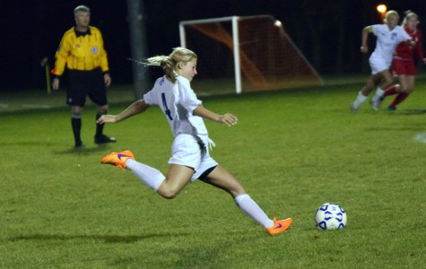 Girls soccer kickin' their way to sections