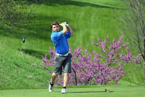 Boys Golf in full swing
