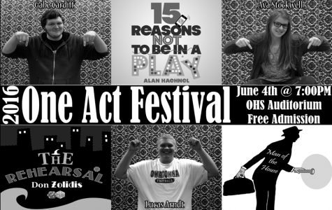 Annual one-acts festival