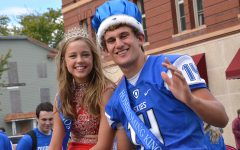 Homecoming parade brings out the community