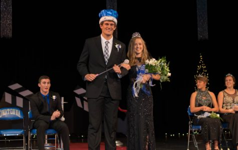 OHS Homecoming Coronation 2016