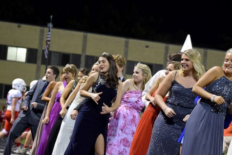 OHS Top 12 Homecoming Royalty Dance