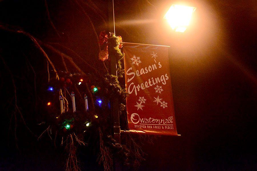 Christmas spirit comes to Owatonna