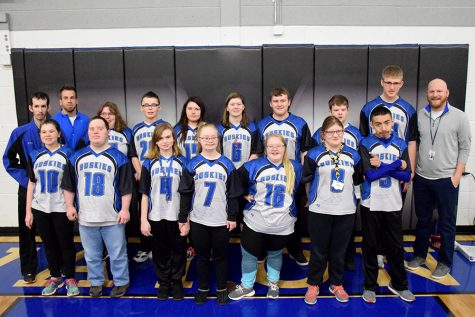 Good luck at State, OHS Adaptive Floor Hockey!!