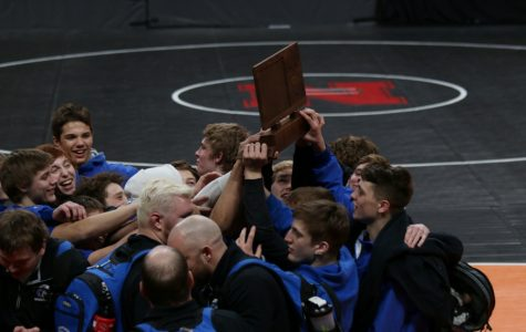 Huskies take fifth at Minnesota State Wrestling Tournament