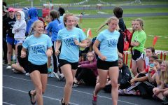 Girls track heads to sections