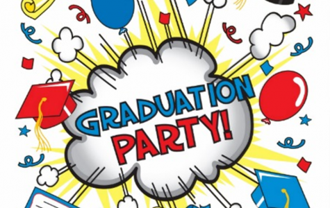Who's looking forward to graduation parties?