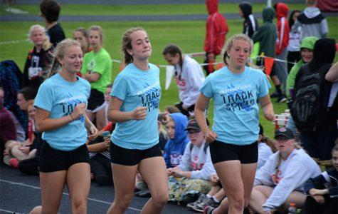 OHS Girls Track
