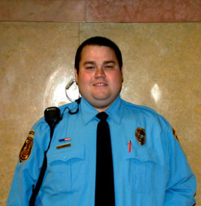 Officer Travis Johnson