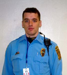 Officer Andrew Hobbs
