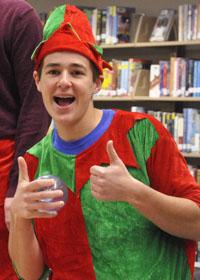 Martin Gleason, the elf that ran the