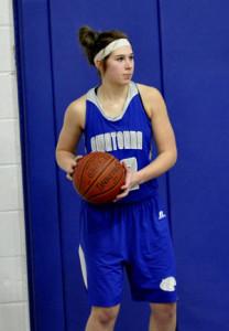 Sophomore Rachel Williamson