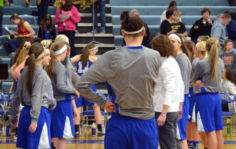 Girls basketball section quarterfinals