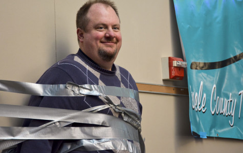 DUCT TAPE A TEACHER