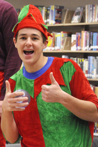 Santa's favorite elf: Martin Gleason