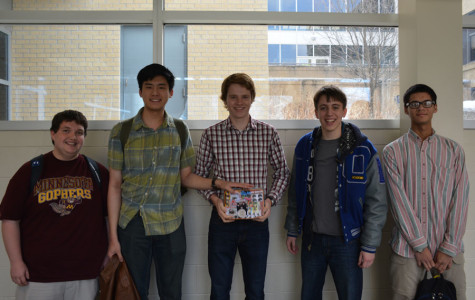 Good Luck at State, Knowledge Bowl