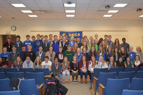 DECA State Qualifiers
