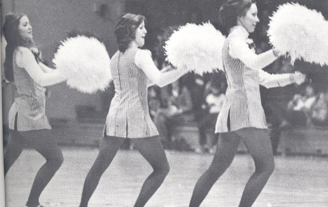 OHS Indianettes from The Totem '76
