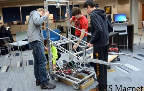 Robotics Panther Arena Regional results
