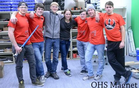 Robotics headed to the State Tournament