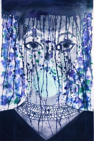 Artwork of Junior Lauren Johnson