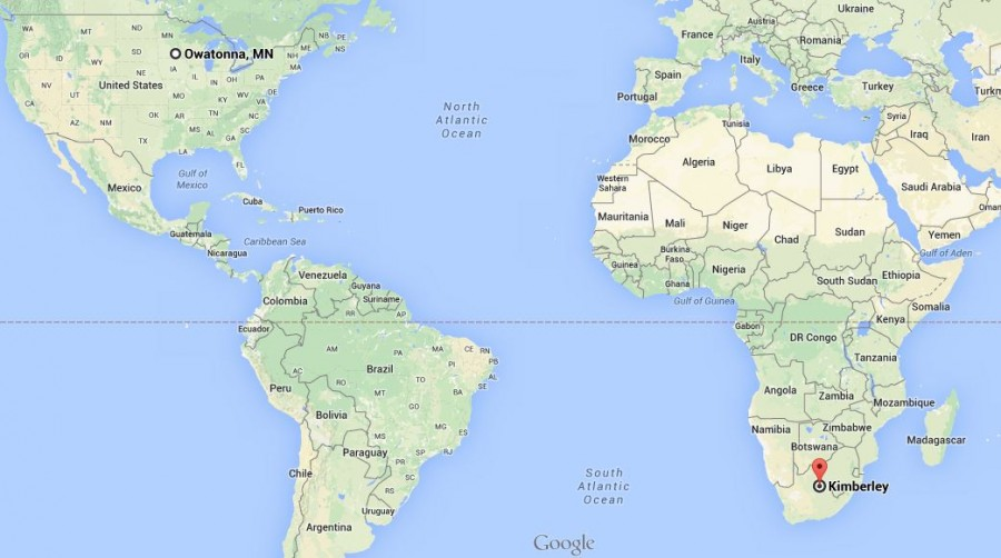 Madison Lykken-Map