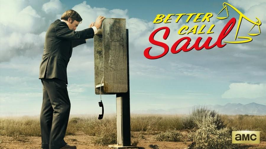 One of AMC's released photo for the premiere for Better Call Saul