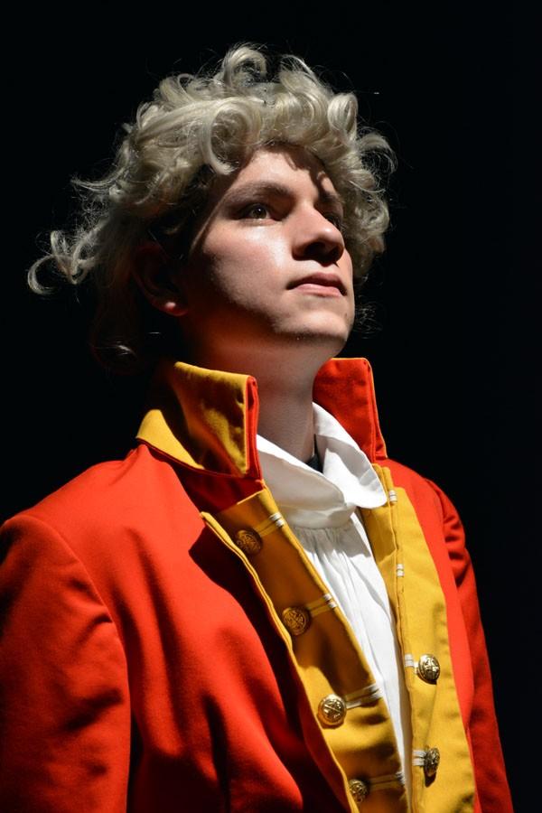 Colton Hafstad – Capt. Jemmy Campbell