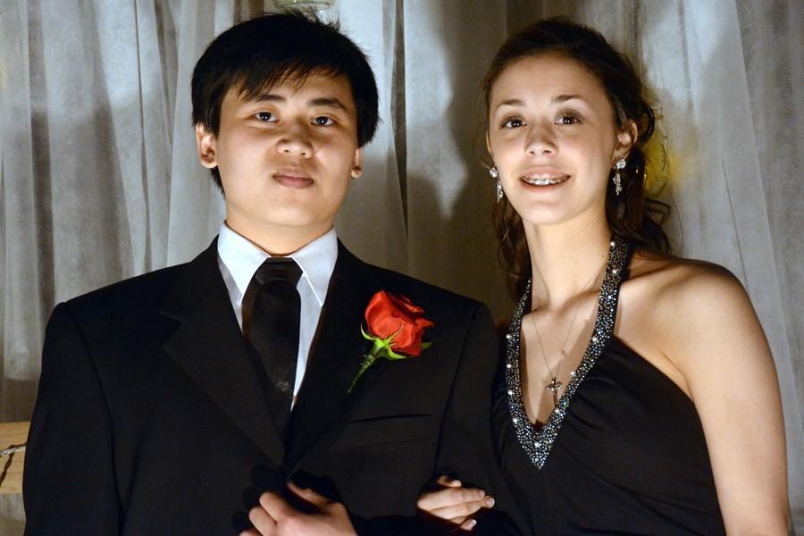Thomas Ong and Junior Ryann Nvarro