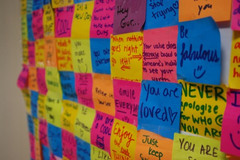 Inspiration one post it at a time.