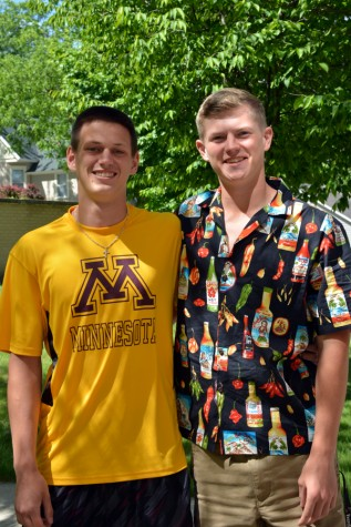 Kingland and Johnson will participate in the state meet
