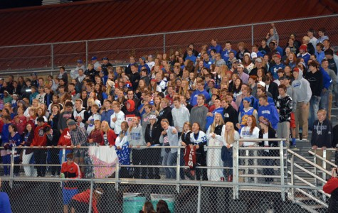 The voice of OHS- the student section