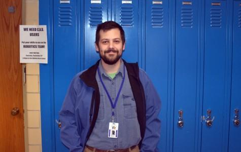 Mr. Matthew Robinson – Industrial Technology Teacher