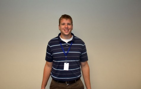Mr. Jonathon Nelson – Math Teacher