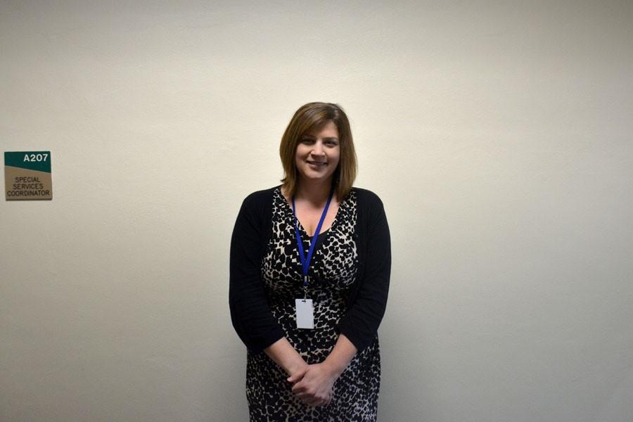 Ms. Sarah McGuire - Special Services Coordinator