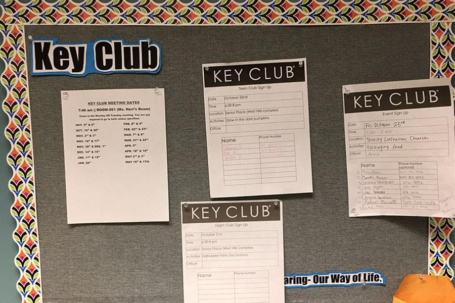 The Success Of Key Club