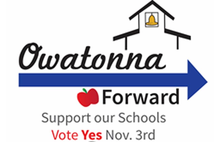 Owatonna Forward official Logo