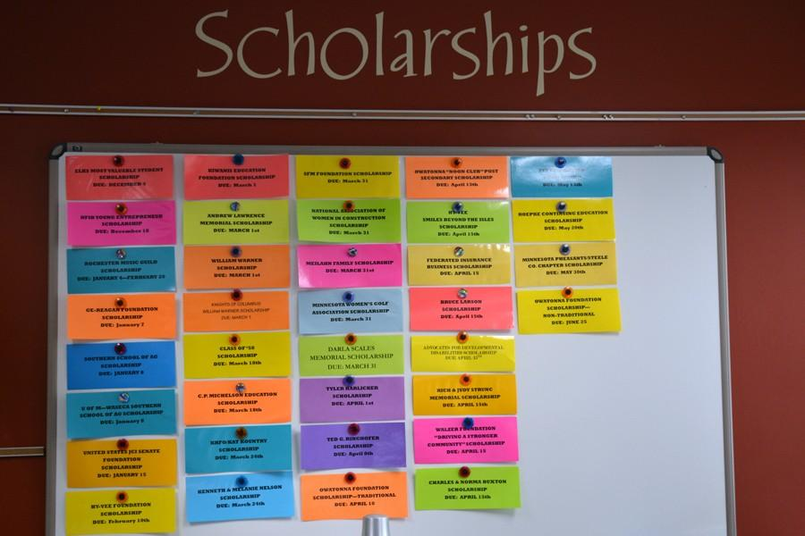 Scholarship Watch-Attention Seniors!!!!!!