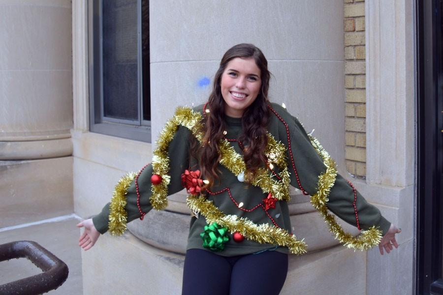 I love Christmas. -Macey  Tellijohn