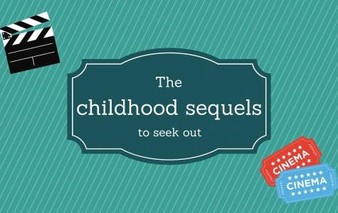 The childhood sequels to seek out