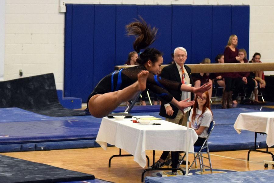 LB 212 Gymnastics Section Champs 312