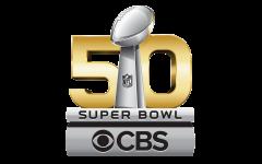 Super Bowl 50 logo Source: CBS