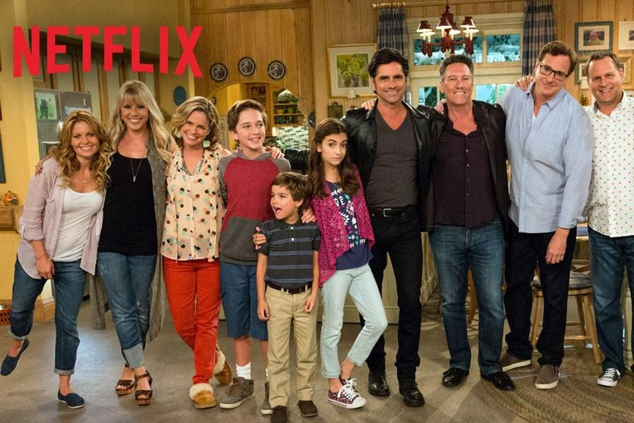 Source: Google Images The Tanners are back (on Netflix) in the Full House Reboot- Fuller House