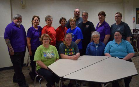 Appreciation Week: Lunch Staff