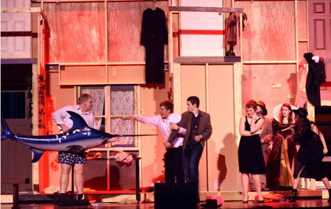 OHS Theatre premieres brand new comedy