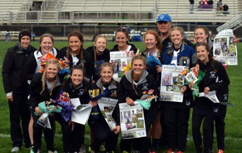 Owatonna Girl's Lacrosse team