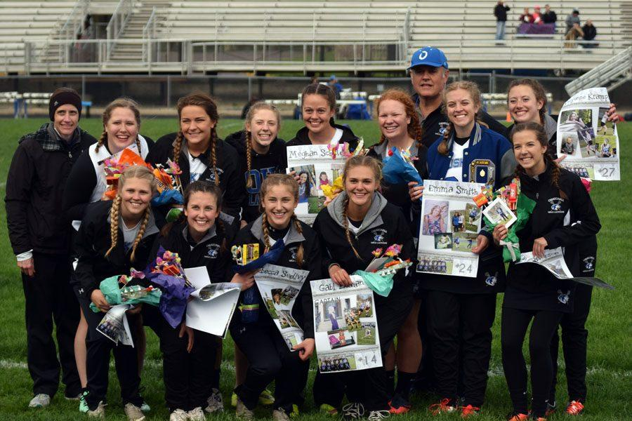 Owatonna Girl's Lacrosse team